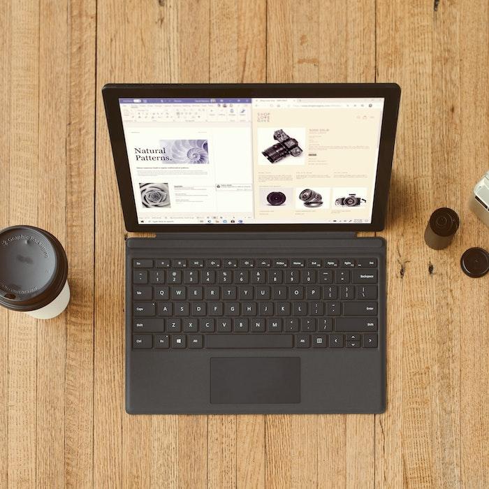 Desk Surface