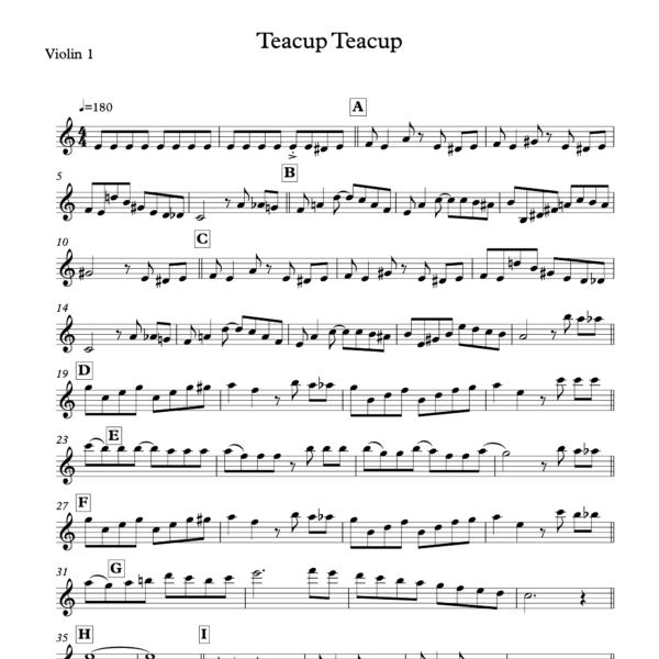 Preview of Music - Tico Tico