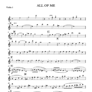 Preview of Music - All of me