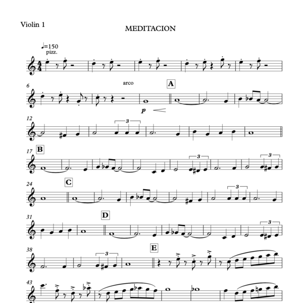 Preview of Music - Meditacion