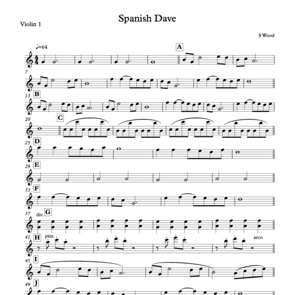 Preview of Music - Spanish Dave